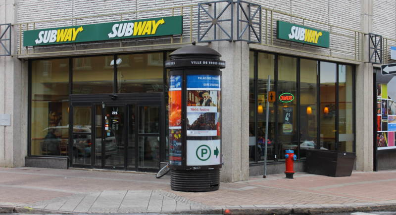 Restaurant Subway